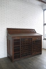 アンティーク 1910年代〜 HAMILTON 大型ウッドカウンター