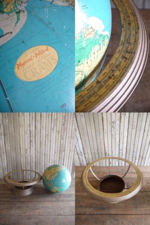 他の写真3: アンティーク CRAM'S 地球儀