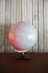 アンティーク GEORGE F. CRAM 地球儀ランプ