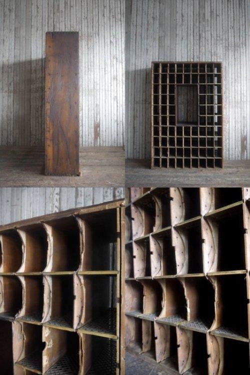 他の写真3: アンティーク ポストオフィス 仕分け棚