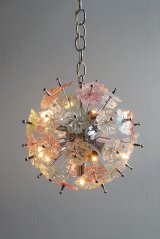 アンティーク Murano Glass Chandelier *