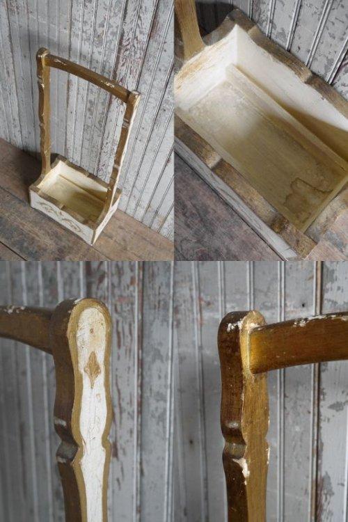 他の写真2: アンティーク ITALY製 ウッドボックス