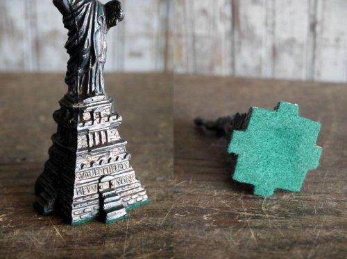 他の写真3: アンティーク 自由の女神 オブジェ 349