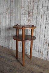 アンティーク ウッド ディスプレイテーブル