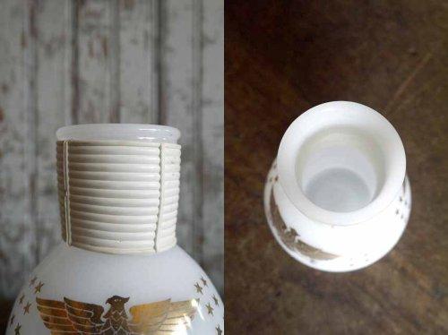 他の写真2: アンティーク ミルクガラス ウォーターウォーマーボトル(観賞用)