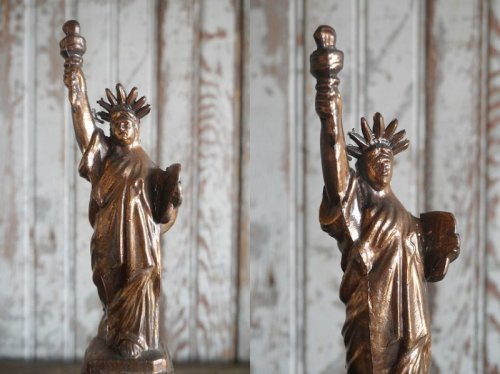 他の写真2: アンティーク 自由の女神 オブジェ 410