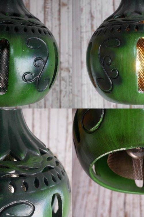 他の写真2: アンティーク 石膏製 デザイン吊り下げランプ