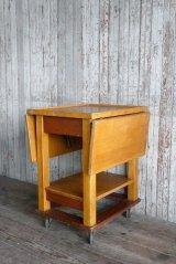 アンティーク ウッド バタフライテーブル