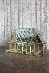 アンティーク ハウスデザイン ガラスショーケース